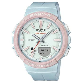 <カシオ>BABY-G~for runnning~STEP TRACKER BGS-100SC-2AJF