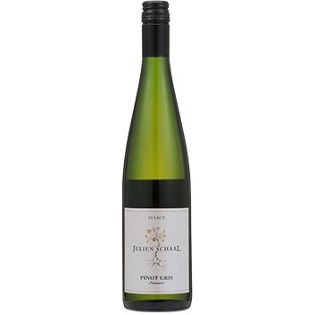 <ジュリアン・スカール>アルザス・ピノ・グリ・ナチュール【2017】(白ワイン)