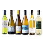 【ANAセレクション】世界を旅する白ワイン6本セット