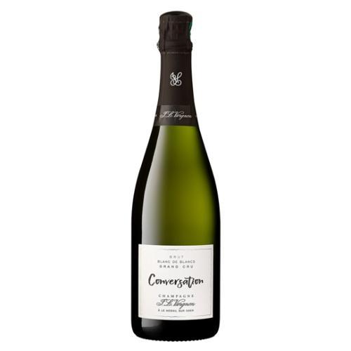 <ジャン・ルイ・ヴェルニョン>コンベルサシオン ブリュット グラン・クリュ【NV】(白シャンパン)