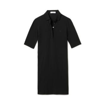 <ラコステ>スリムフィットポロドレス(5分袖)