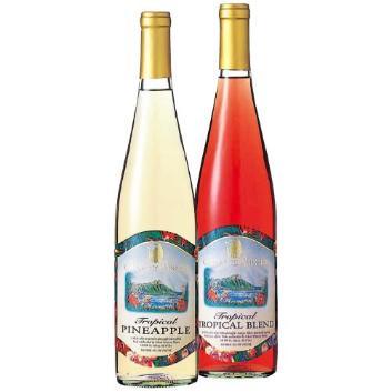 パイナップル・トロピカルワイン2本セット