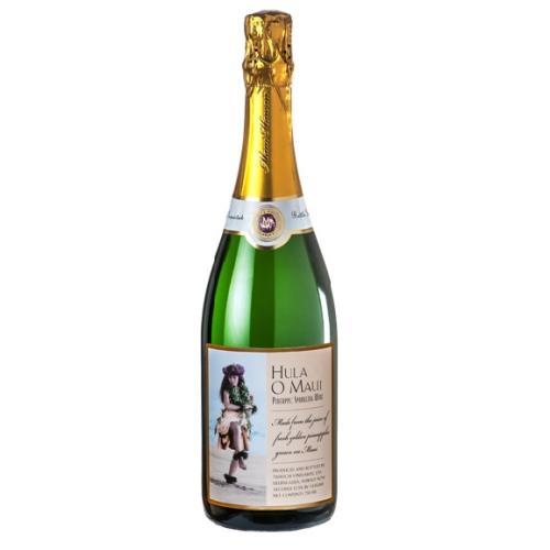 <マウイワイン>フラマウイ パイナップルスパークリング【NV】(スパークリングワイン)