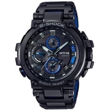<カシオ>G-SHOCK MT-G Bluetooth搭載 世界6局対応電波ソーラー MTG-B1000BD-1AJF