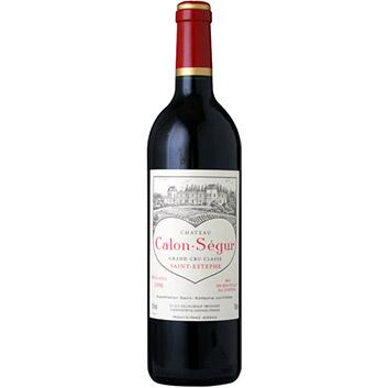 <シャトー・カロン・セギュール> シャトー・カロン・セギュール【1998】(赤ワイン)