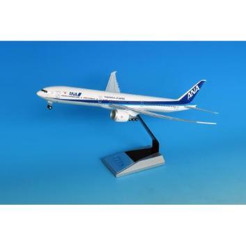 <ANAオリジナル>NH20099 1:200 777-9 空中姿勢 ギアつき ABS樹脂ソリッドモデル 完成品