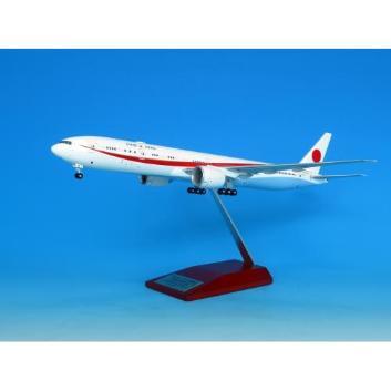 JG20108  1:200 777-300ER 80-1111 次期政府専用機 ギアつき ABS樹脂 完成品