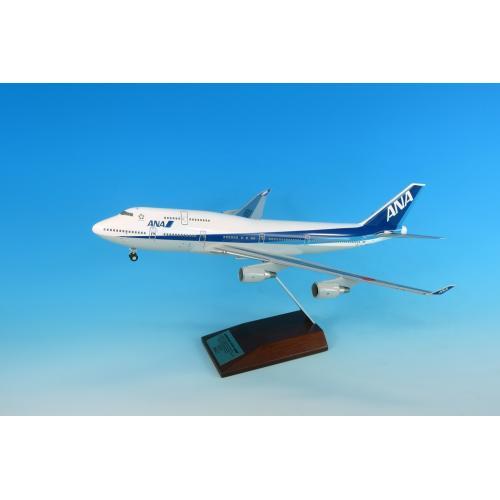 <ANAオリジナル>NH20128 1:200 747-400 JA8958 ギアつき ABS樹脂 完成品