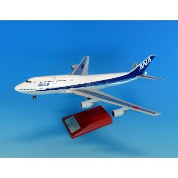 <ANAオリジナル>NH20130 1:200 747-400D JA8961 ギアつき ABS樹脂 スナップフィットモデル