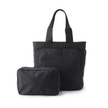 <タケオキクチ>【撥水】【ポーチ付き】トートバッグ fabric by MINOTECH(R)