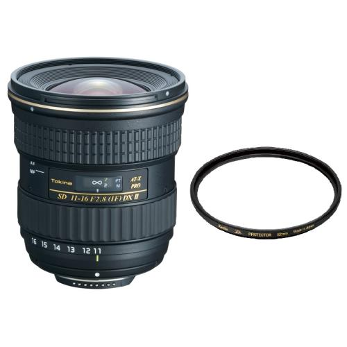 <Tokina>カメラレンズAT-X116PRODXⅡ フィルターセット