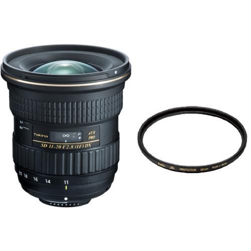 <Tokina>カメラレンズAT-X1120PRODX フィルターセット