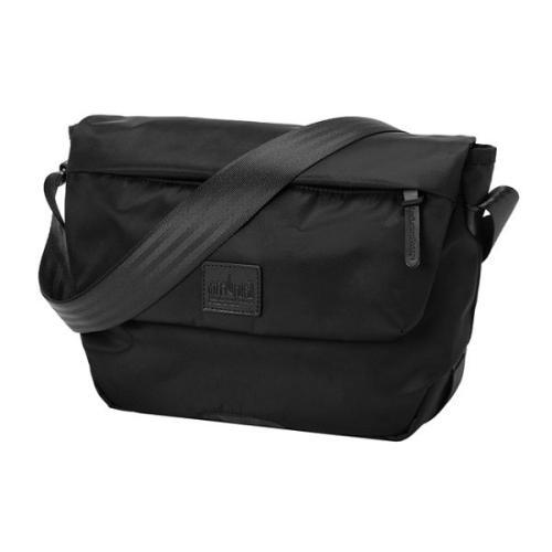 <Manhattan Portage BLACKLABEL>TWILL MESEROLE MESSENGER BAG