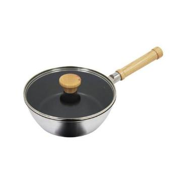 <ウルシヤマ金属工業>ITARU(イタル) マルチディープパン20cm