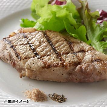 <平田牧場>金華豚 ロースステーキギフト6枚