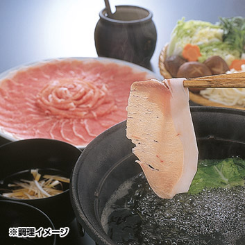 S<平田牧場>金華豚しゃぶしゃぶ&ステーキ