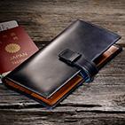 <ANAオリジナル>ホワイトハウスコックス パスポートケース