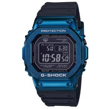 <カシオ>G-SHOCK Bluetooth搭載 世界6局対応電波ソーラー GMW-B5000G-2JF