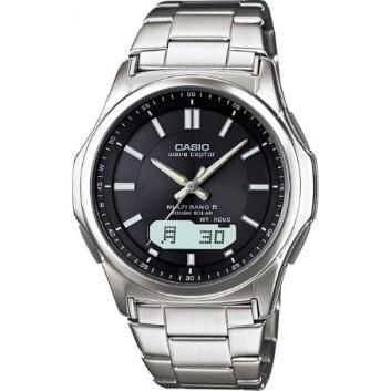 【タカシマヤセレクト】カシオ ソーラー電波腕時計 WVA-M630D-1AJF