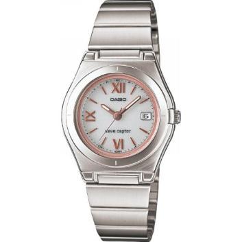 【タカシマヤセレクト】カシオ ソーラー電波レディース腕時計 LWQ-10DJ-7A2JF