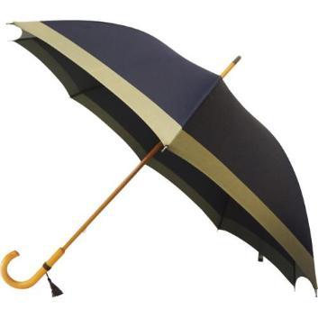 【タカシマヤセレクト】甲州織 樫棒手開き長傘