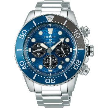 <セイコー>プロスペックス ソーラー Save the Ocean Special Edition SBDL059