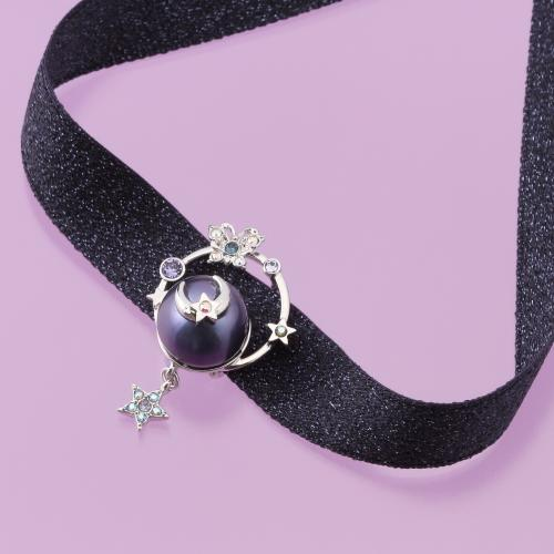 <ANNA SUI>Moon&Planetモチーフチョーカー