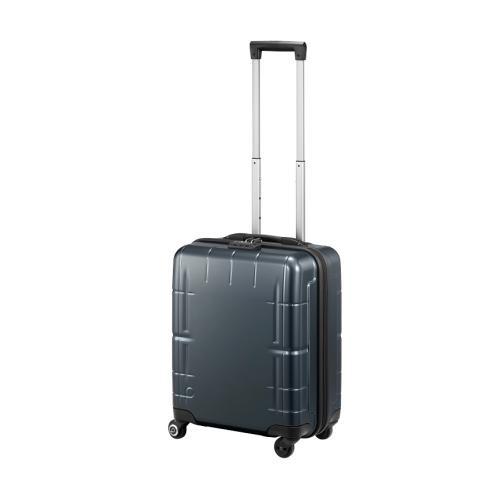 <プロテカ>スタリアVs  国産、機内持込可、 キャスターストッパー付 02951