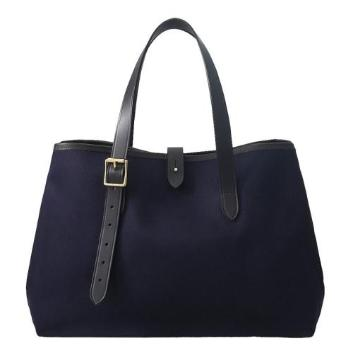 <クルーツ>DALBY CANVAS WIDE TOTE