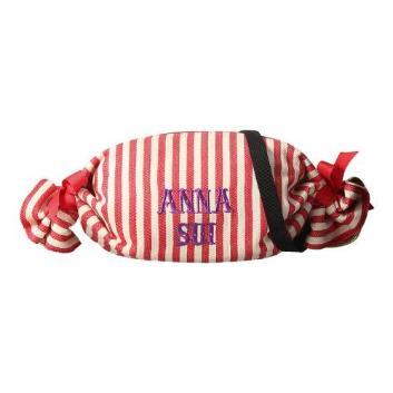 <アナ スイ>【スーパーマーケット】マーケットストライプ キャンディショルダーバッグ