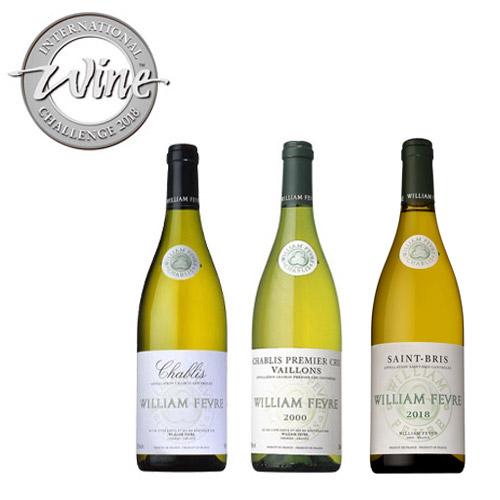 【送料無料】【IWC受賞】2018年世界最高の白ワインメーカーが手がける白ワイン3本セット