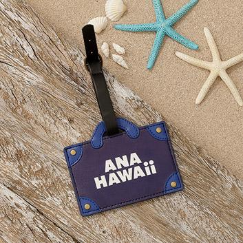 <ANAオリジナル>ANA HAWAiiバゲージタグ