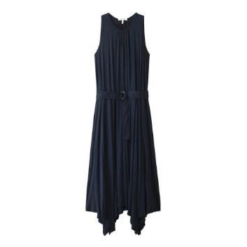 <スリードッツ>リファインドジャージー ドレス
