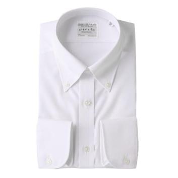 <五大陸>【形態安定】PREMIUMPLEATS ドレスシャツ