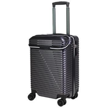 <トライデント>上開きスーツケース機内持込