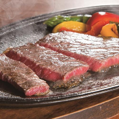 【高橋畜産食肉】山形牛モモステーキ 2枚