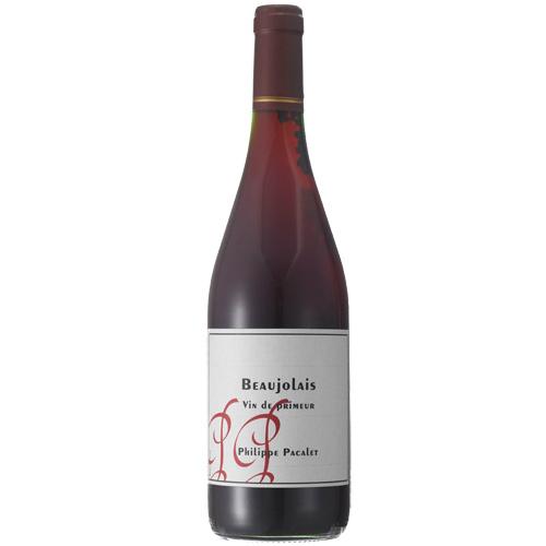<フィリップ・パカレ>ボジョレー・ヴァン・ド・プリムール【2019】(赤ワイン)