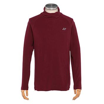 <ヨネックス>メンズ タートルネックシャツ(GWF1580)
