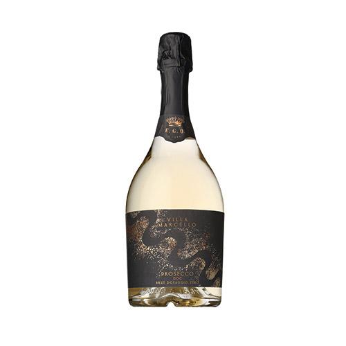 <マッツェイ・ヴィッラ・マルチェッロ>EGO・プロセッコ・ブリュット・ゼロ【2017】(スパークリングワイン)