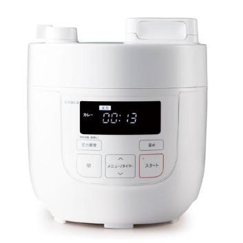 <シロカ>ニュー電気圧力鍋 SP-D121
