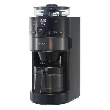 <シロカ>コーン式コーヒーメーカー SC-C121