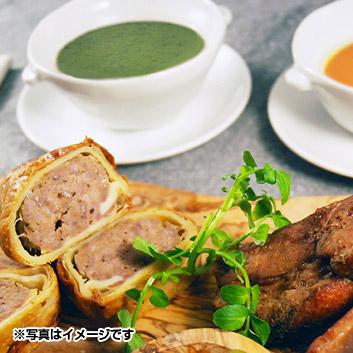 ファイブミニッツ・ミーツモーニングスープとミートパイ