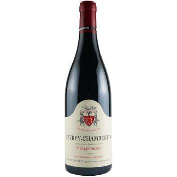 <ジャンテ・パンショ>ジュヴレ・シャンベルタン・ヴィエイユ・ヴィーニュ【2015】赤ワイン(エノテカ)