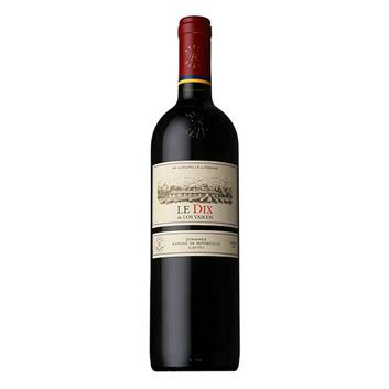 <ロス・ヴァスコス>ル・ディス・ド・ロス・ヴァスコス【2015】(赤ワイン)