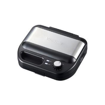 <ビタントニオ>ワッフル&ホットサンドべーカー VWH-500
