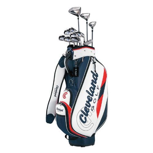 <クリーブランド>ゴルフクラブ PACKAGE SET(スチールシャフト)※大型送料込み