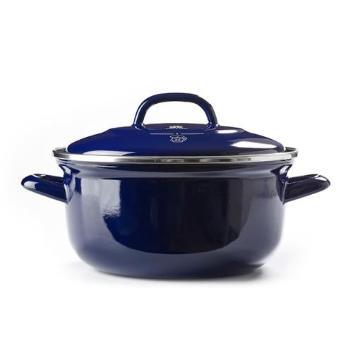 <BK>ザ・ダッチ ダッチオーブン ホーロー鍋20cm