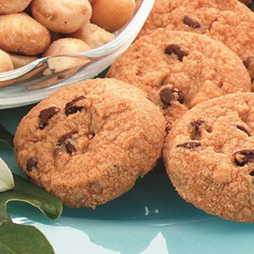 ハワイアンキング マカデミアナッツチョコチップクッキー 2箱