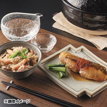 <ANA FINDELISH>オリジナル箸付き・グルメ紀行ボックス 富山