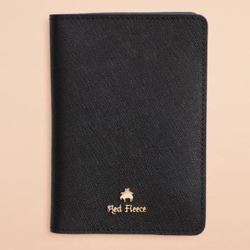 <ブルックス ブラザーズ>Red Fleece サフィアーノレザー パスポートケース